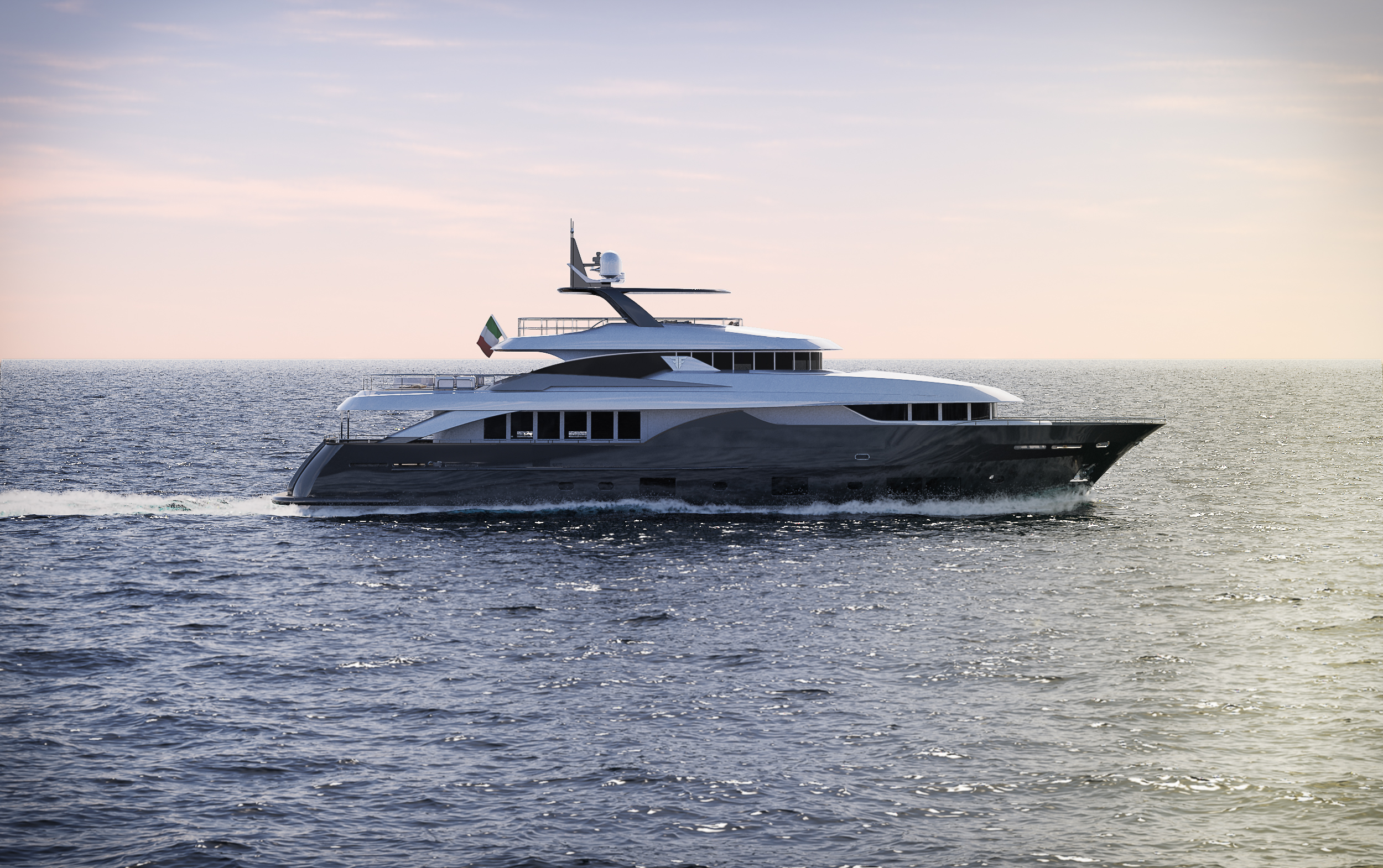 Navetta 35M specs with detailed specification and builder summary