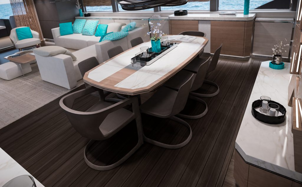 Navetta 35M yacht
