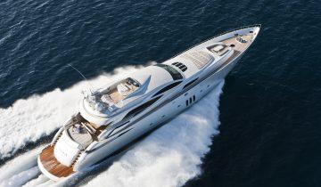 M/Y KUIKILA Yacht Position