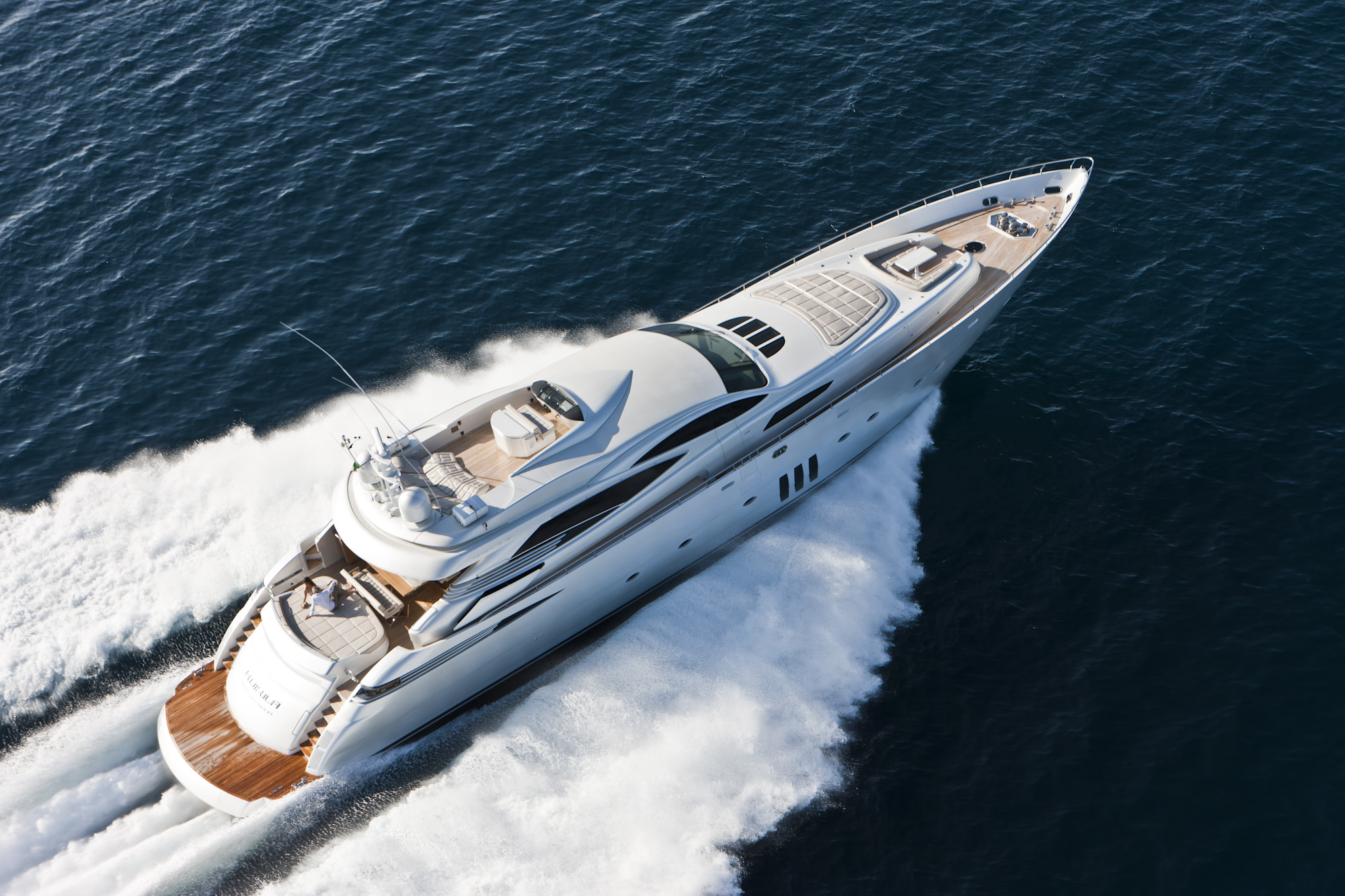 M/Y KUIKILA specs with detailed specification and builder summary