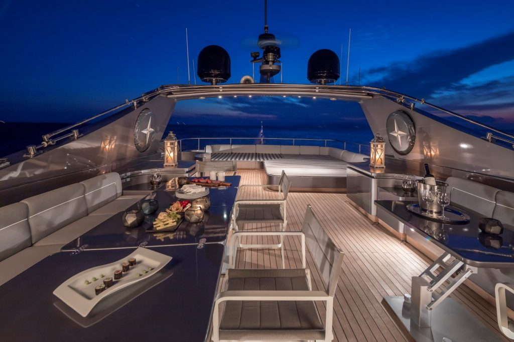 SUMMER DREAMS yacht