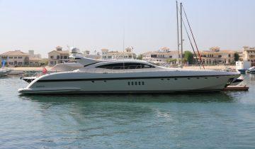 GRAZIADIU yacht