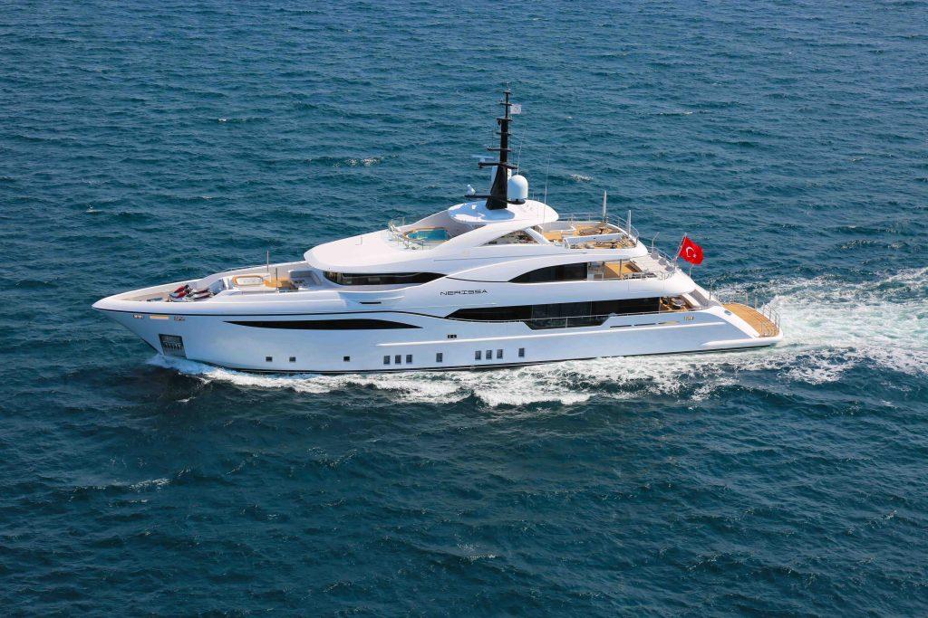 NERISSA yacht Brochure