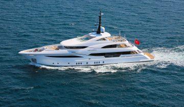 NERISSA yacht Price