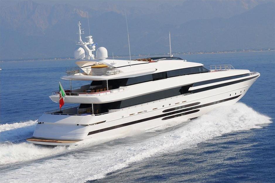 BALISTA yacht Brochure