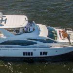 2017 Azimut 84 FLY SATISFACTION yacht