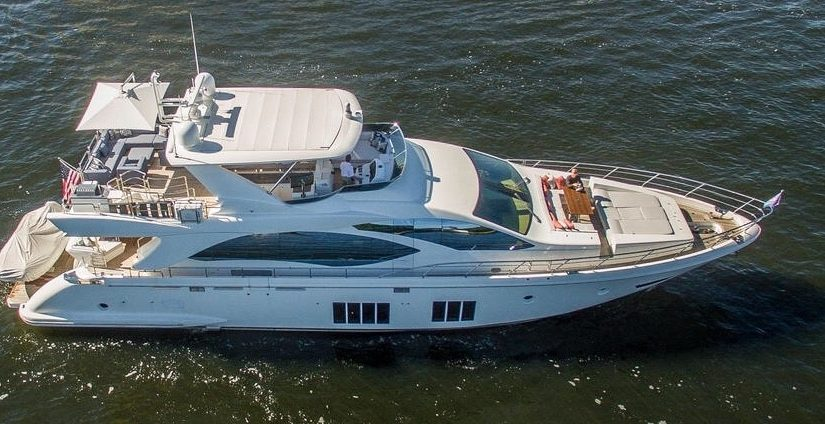 2017 Azimut 84 FLY SATISFACTION yacht For Sale