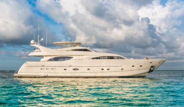 PARADISE yacht Price