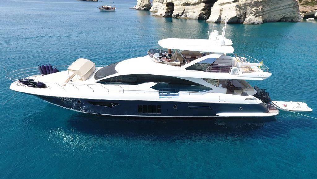 Skye yacht Brochure