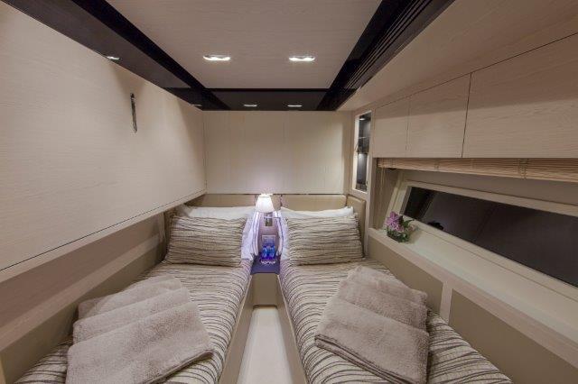 Skye yacht