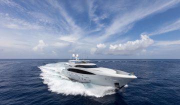 FINISH LINE yacht Price