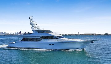 SOL PURSUIT (Name Reserved) yacht Price
