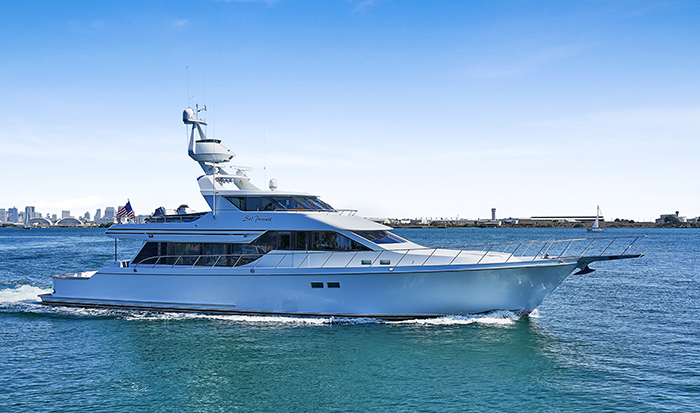 SOL PURSUIT (Name Reserved) yacht Brochure