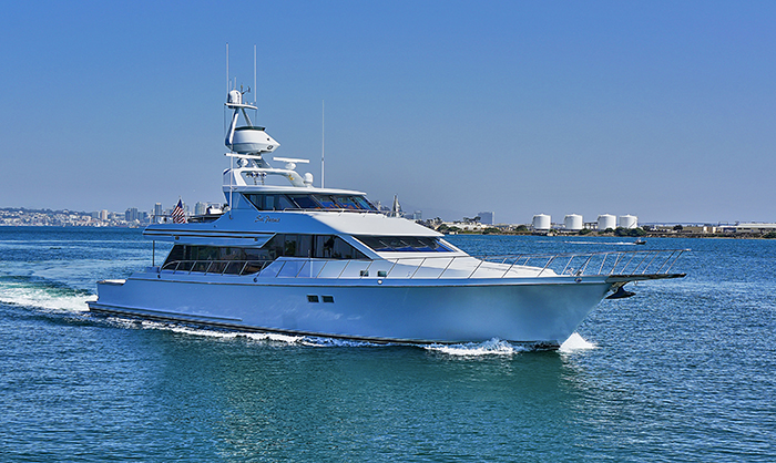 SOL PURSUIT (Name Reserved) yacht