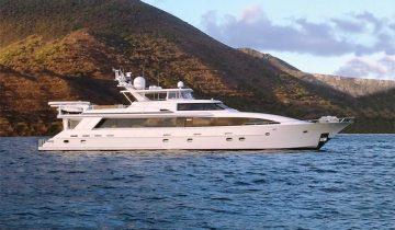 MISS STEPHANIE yacht