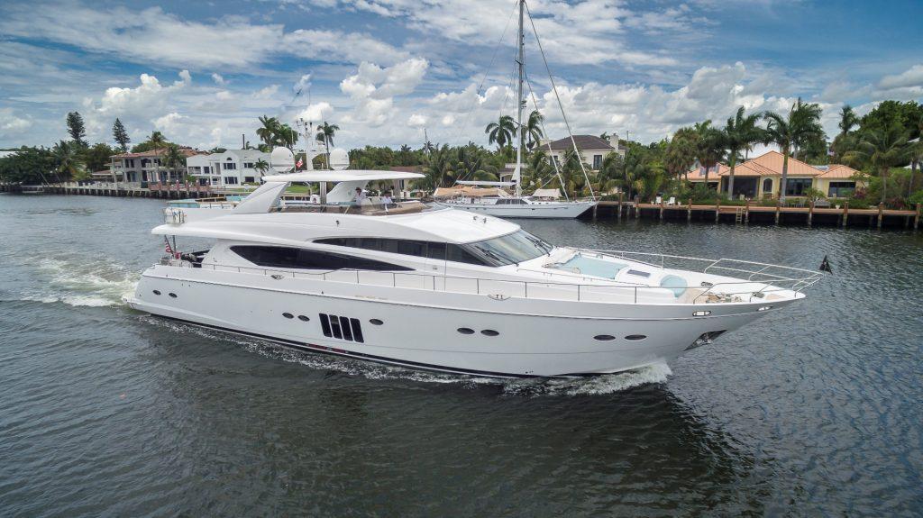 CRISTOBAL yacht Brochure