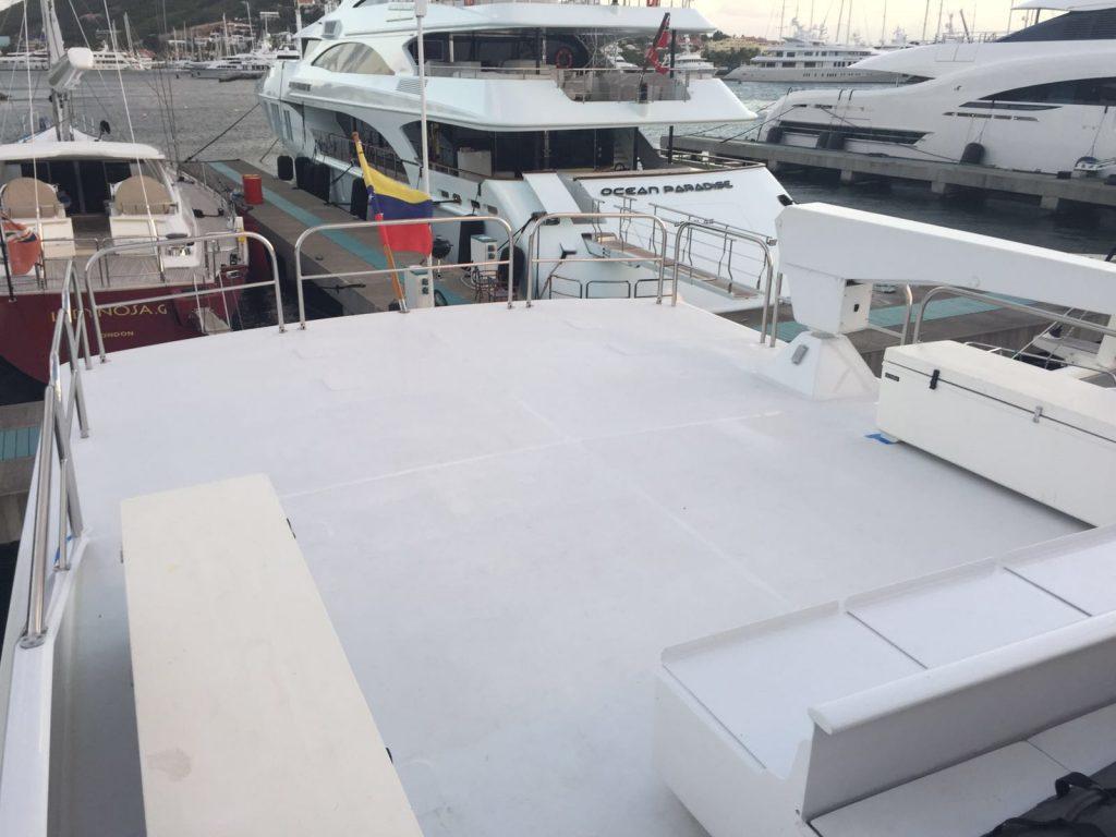 Carpe Diem yacht