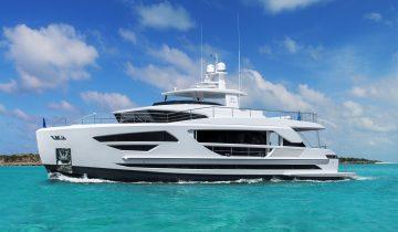 Horizon FD85 yacht Price