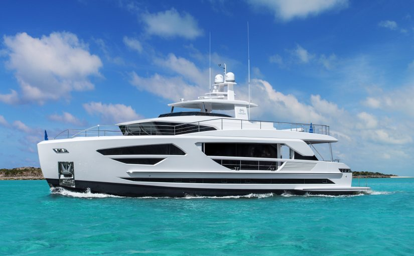 Horizon FD85 yacht For Sale