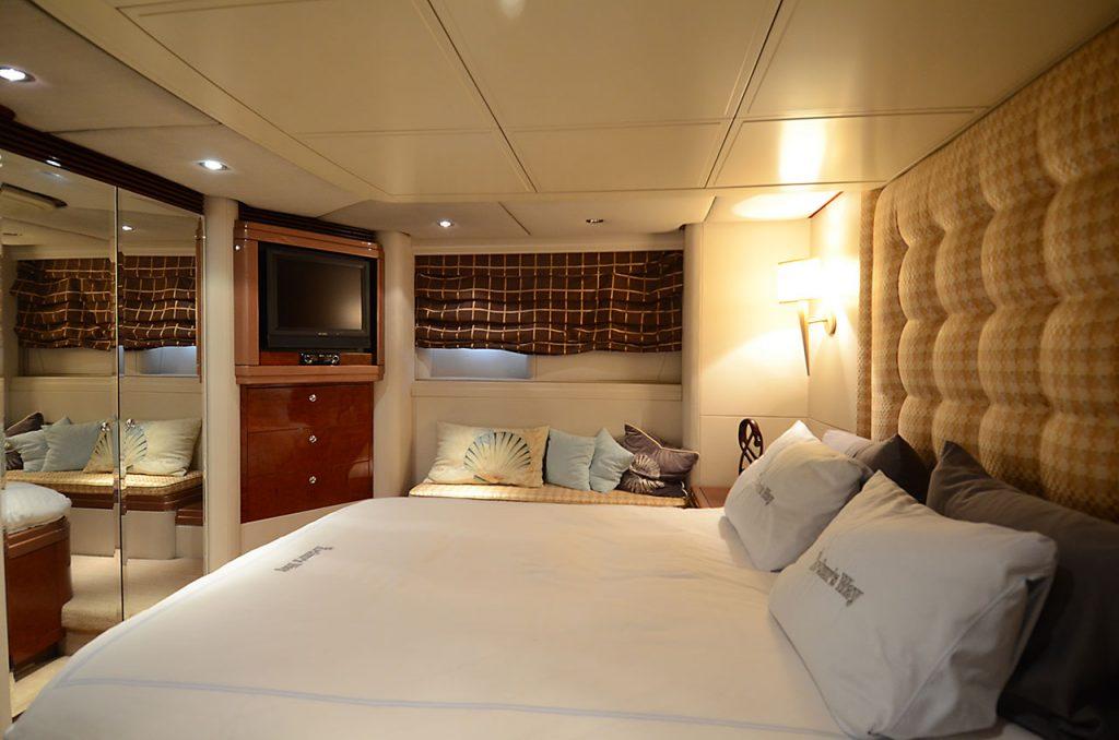 ARTHUR'S WAY yacht