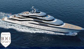 POLLUX yacht