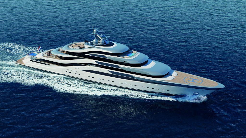 POLLUX yacht Brochure