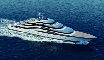POLLUX yacht Nearby