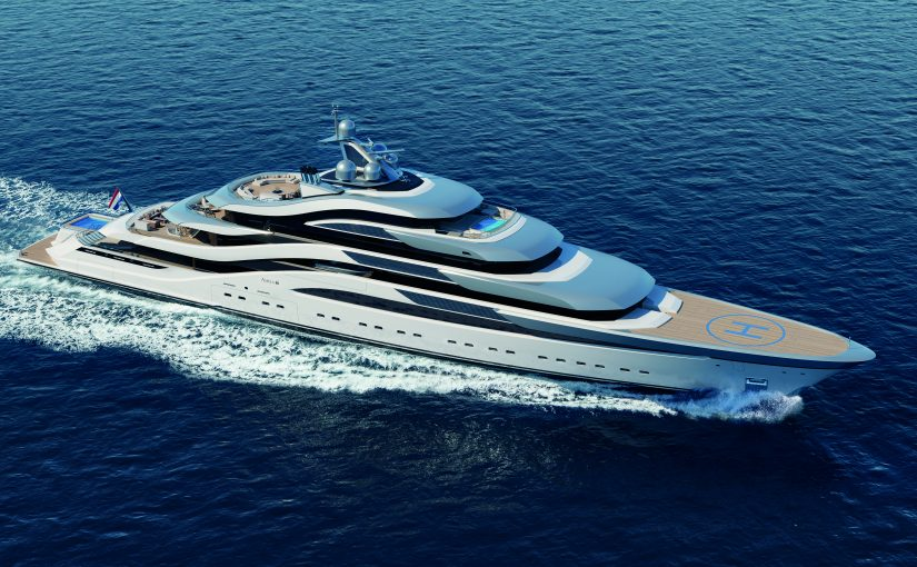 POLLUX yacht For Sale