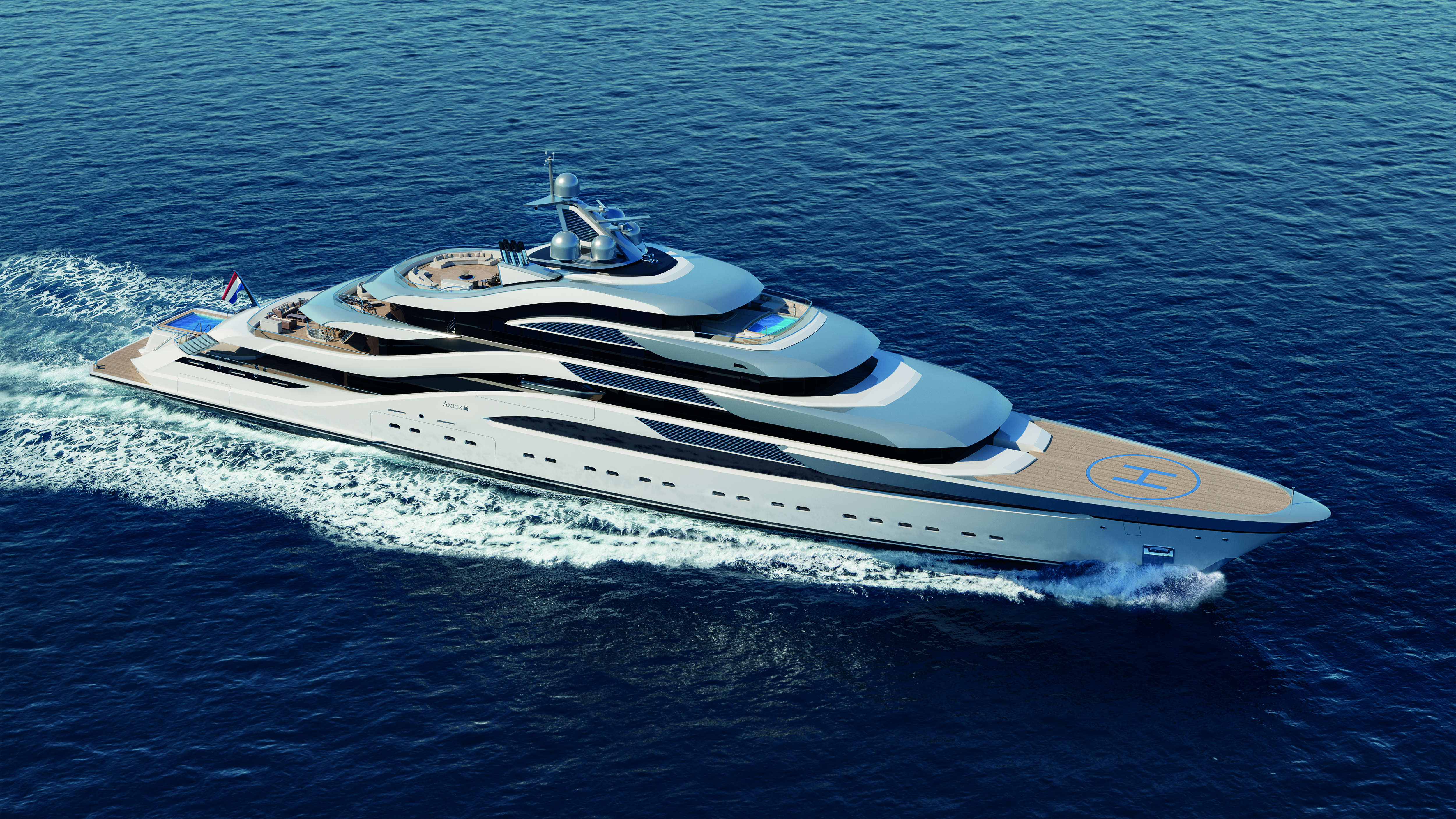 POLLUX specs with detailed specification and builder summary