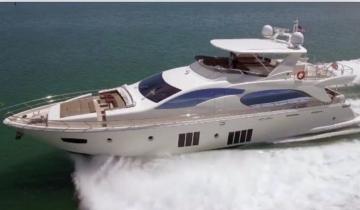 Viviannas yacht
