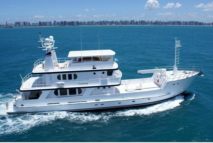 Victoria yacht Brochure