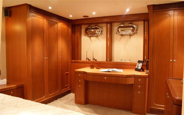 Victoria yacht