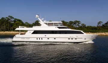 CAMERON ALEXANDER yacht