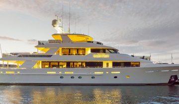 ENDEAVOUR yacht Price