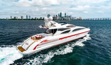 KABIR yacht