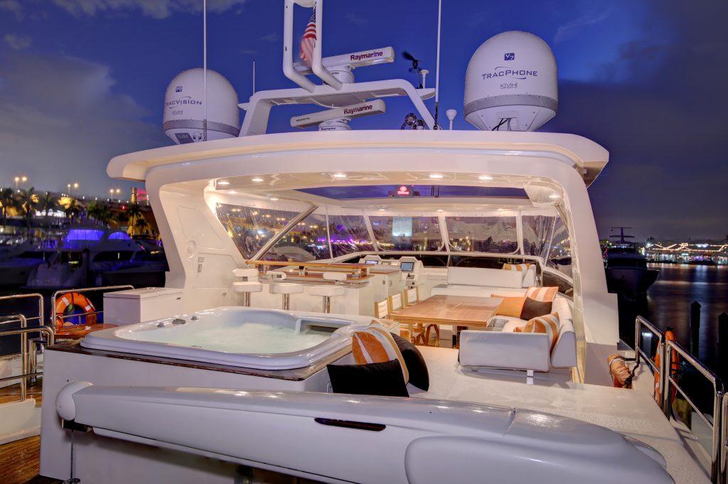 Sorridente yacht