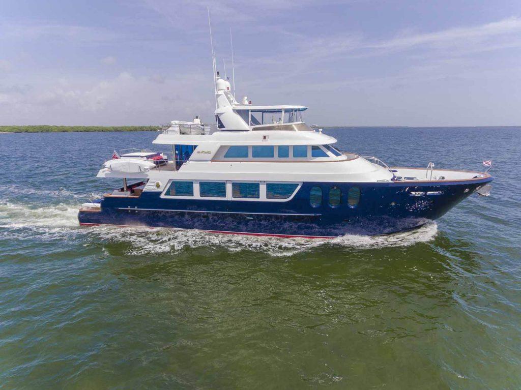 MISS SHUGA yacht Brochure