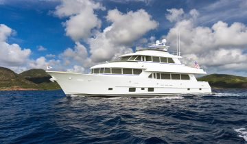 108 PARAGON TRI-DECK yacht