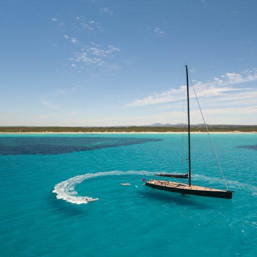 WALLY LOVE yacht