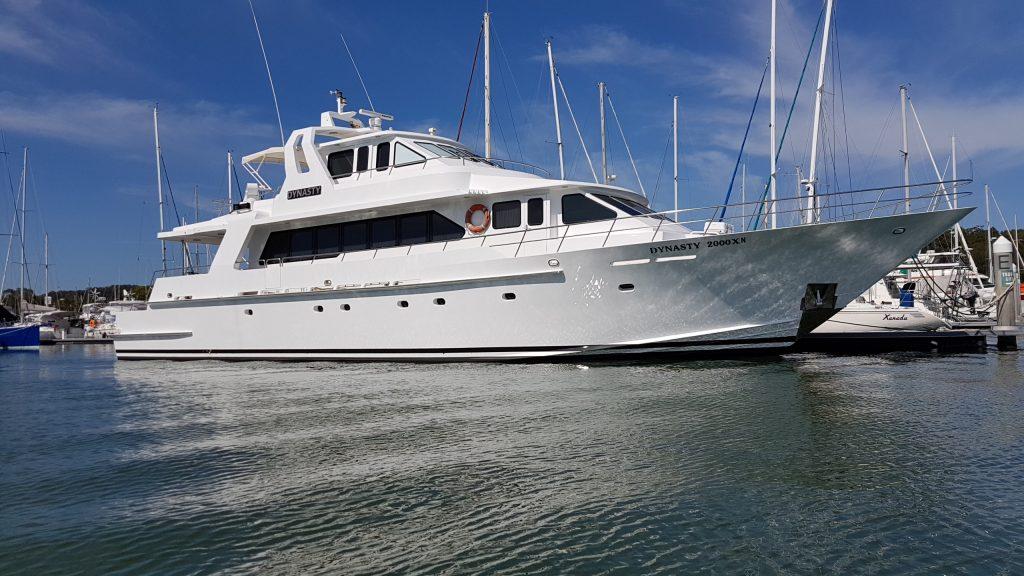 DYNASTY yacht Brochure