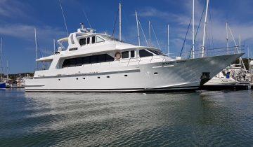 DYNASTY yacht Price