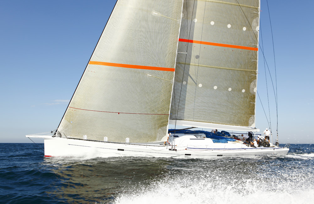 SINGULARITY yacht Brochure