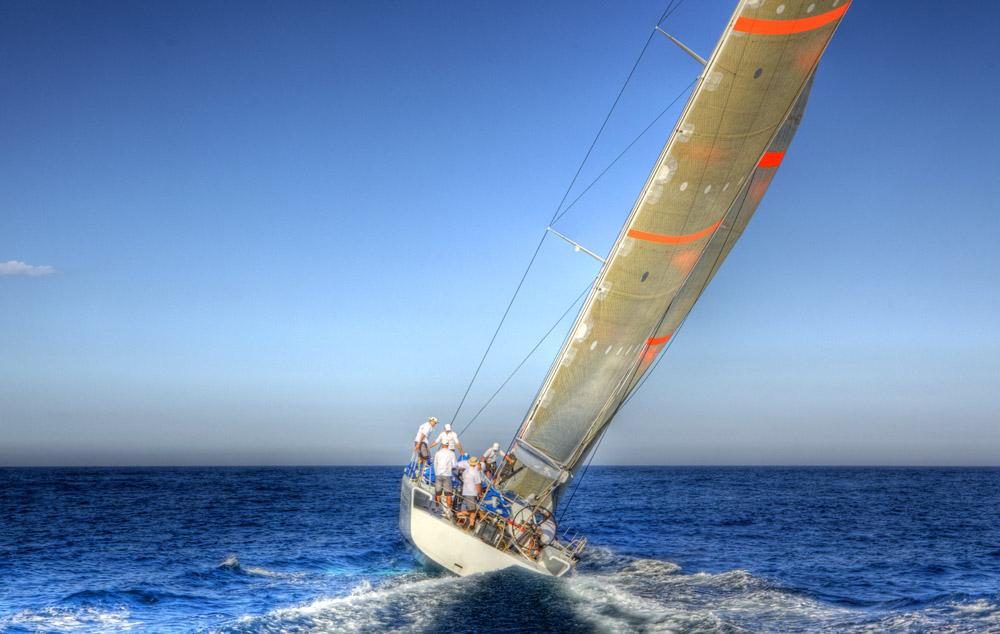 SINGULARITY yacht