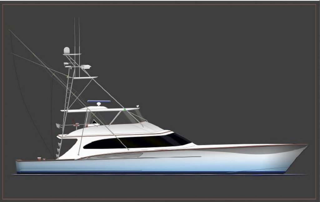 Hull # 60 yacht Brochure