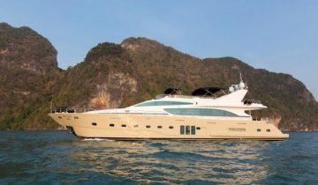 97ft 2007 Bilgin Custom yacht