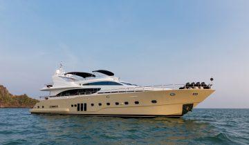 Bilgin Custom 97 yacht