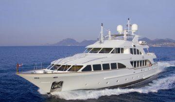 MAMMA MIA yacht Price