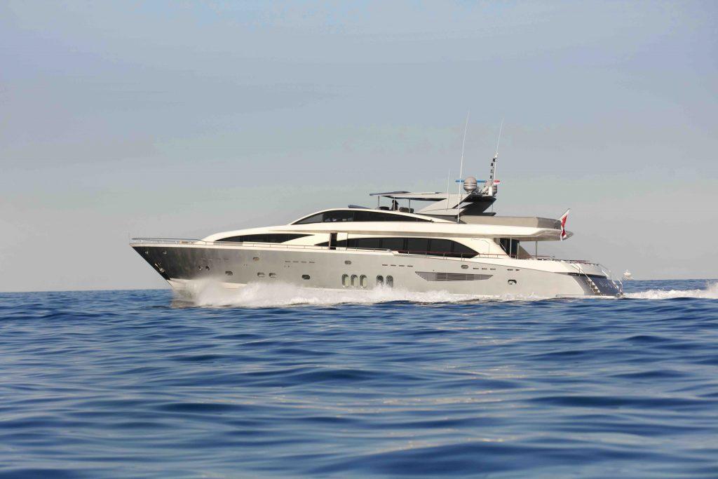 NYOTA yacht