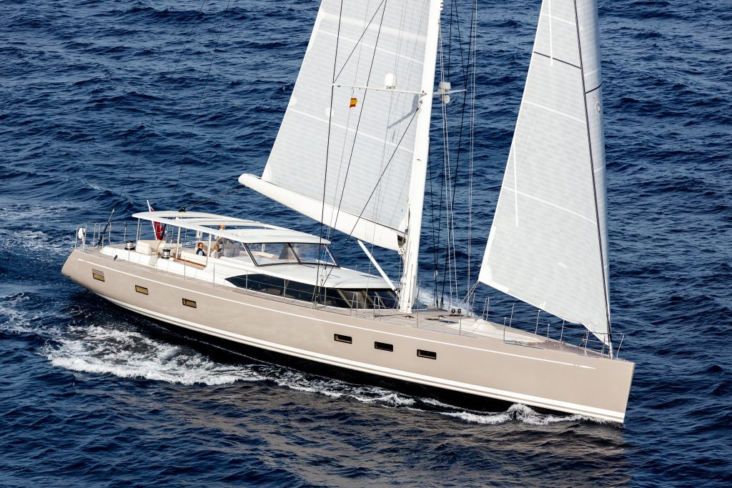 Ti-Coyo yacht Brochure