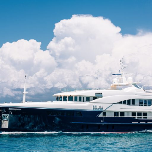 BELUGA Yacht Position